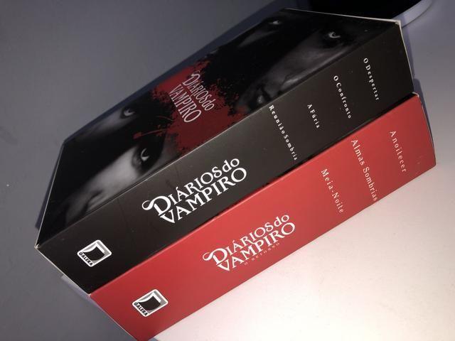 Box Diários do Vampiro