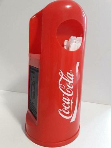 Porta Canudos da Coca Cola