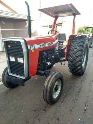 Vendo Trator Massey 275