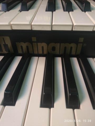 Vendo órgão minami semi novo - Foto 3