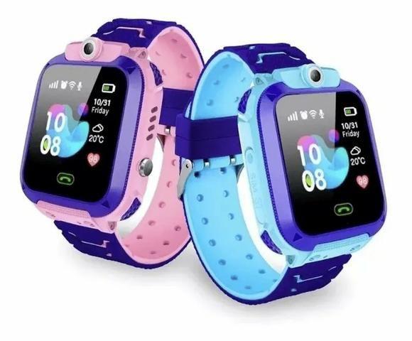 Relógio para seu filho com gps recebe ligação - Foto 3