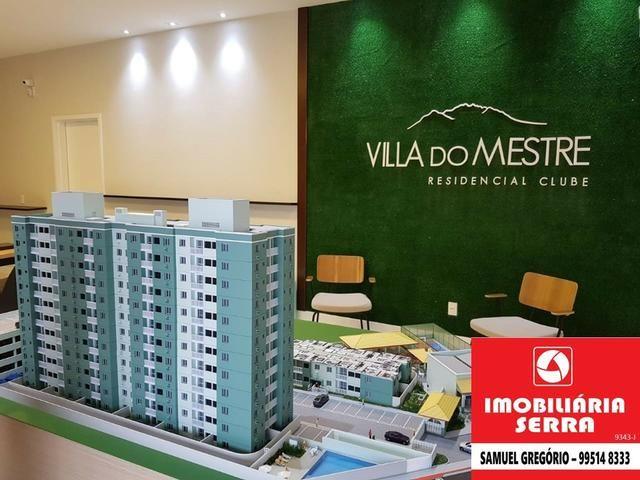 SAM 179 Villa do Mestre - 50m² - 2 quartos c/suite - Entrada facilitada - Foto 5