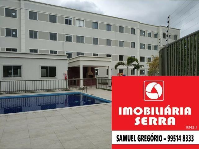 SAM 167 Apartamento 2Q - Condomínio fechado - Condições especiais