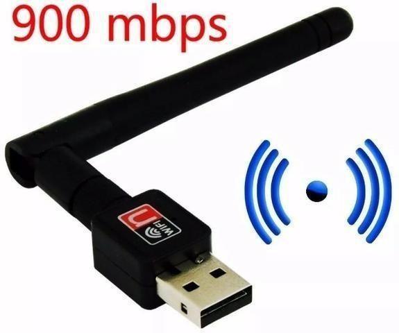Adaptador Receptor Wireless Usb Wifi 1200mbps Pc E Notebook