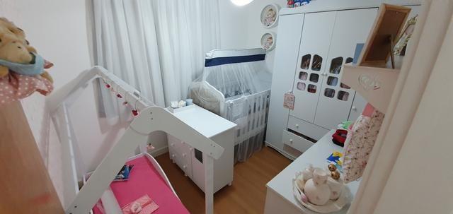 Apartamento c/ quintal, 2Qts suíte, Recreio das Laranjeiras, Ac/ Veículos - Foto 11