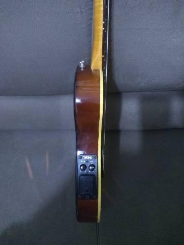 Violão Yamaha apx1 mini,o menor da categoria - Foto 3