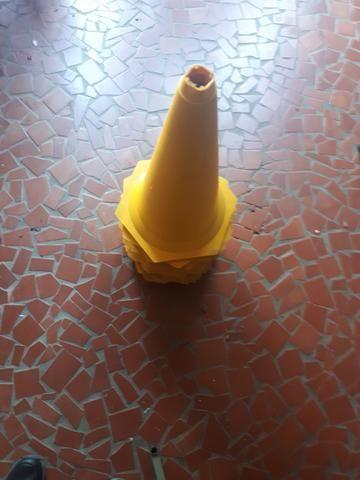 Cones a r$10.00Material para segurança contenção de pessoas para estabelecimentos - Foto 2