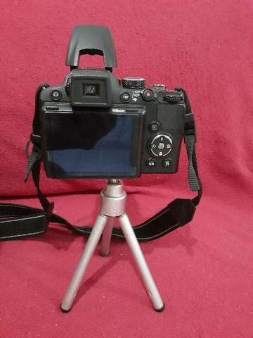 Nikon pouco tempo de uso