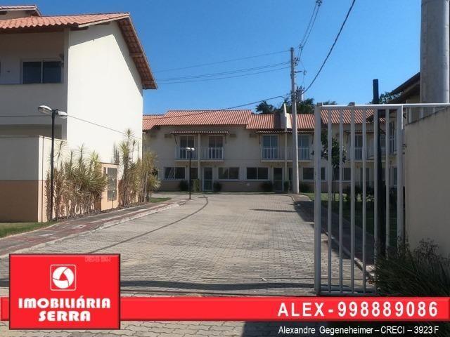 ALX - 106 Casa com Piscina - Troque seu Aluguel por uma casa de 2 Quartos novinha - Foto 11