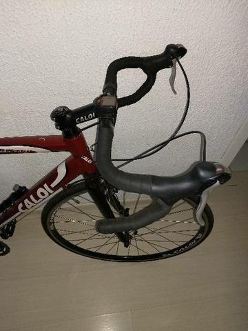 Bike Caloi speed Sprint 10 Bicicleta Muito Nova - Foto 2