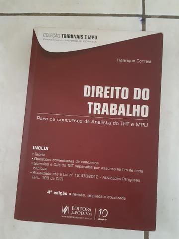 Livros diversos de Direito - Foto 3
