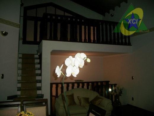 Casa Residencial à venda, Jardim Paulista I, Vinhedo - CA0649. - Foto 8