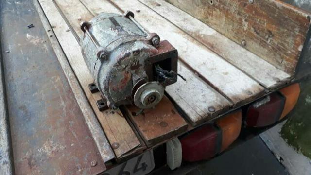 Motor de bomba de gasolina blindado 1vc weg - Foto 2