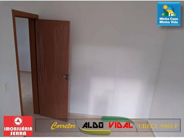 ARV 99 Apartamento 2 Quartos Novo Pronta Entrega. Praia Balneário Carapebus, Serra - Foto 4