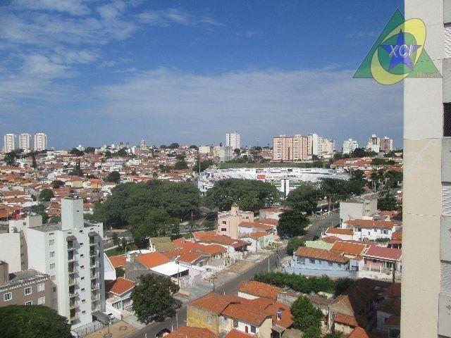 Apartamento residencial para locação, Vila Jequitibás, Campinas.