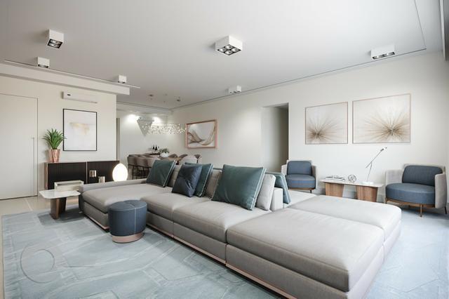 Apartamento à venda em Leblon, com 3 quartos, 153 m² - Foto 3