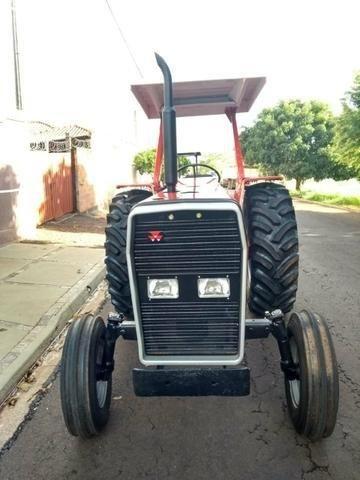 Vendo Trator Massey 275 - Foto 2