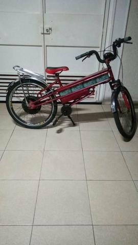 Bicicleta elétrica Chronos