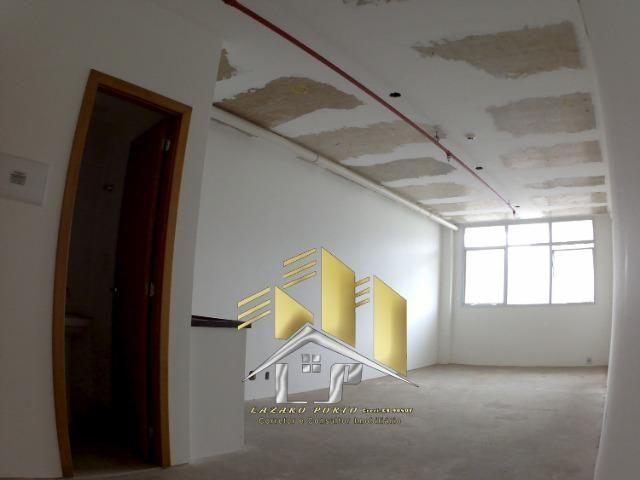 Laz- Alugo sala no edifício Essencial Escritórios em Colina de Laranjeiras (01)