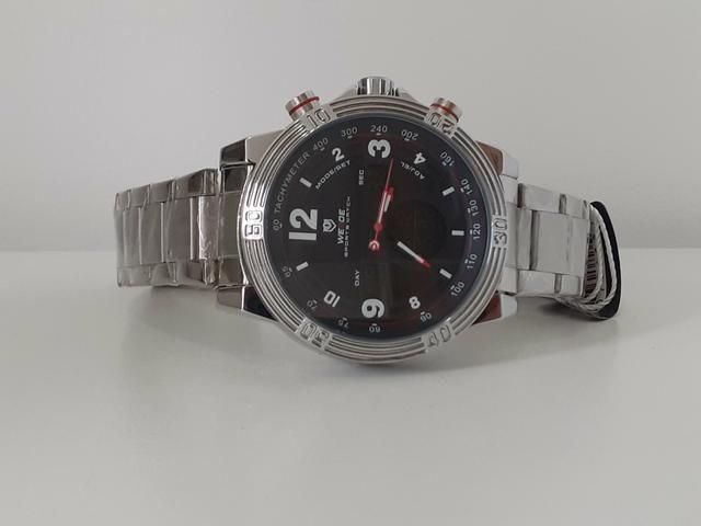 Relógio original WEIDE - Foto 4