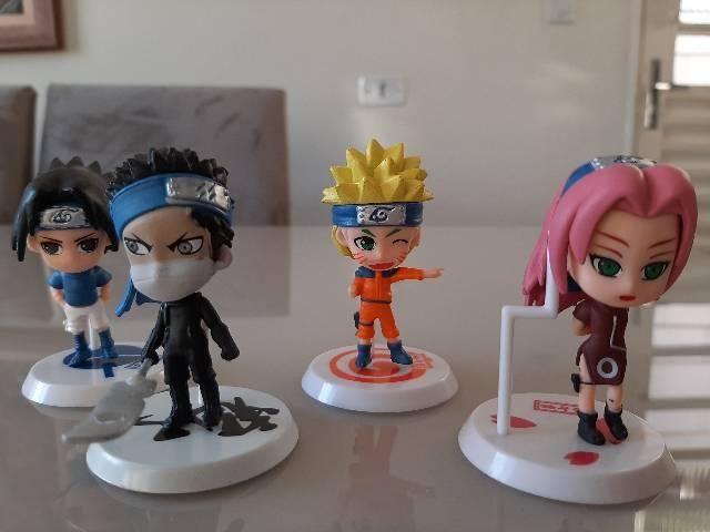 Miniaturas Naruto
