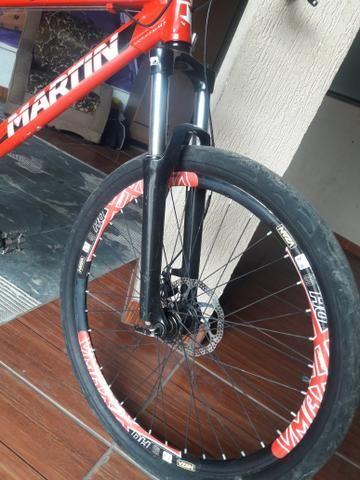 Vendo bike 900$ toda Shimano - Foto 6