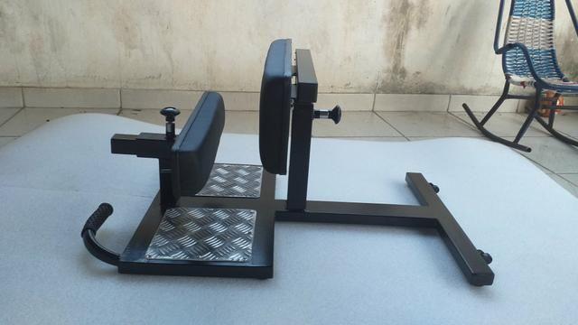 Fabricação de máquinas e equipamentos para academias de musculação - Foto 4