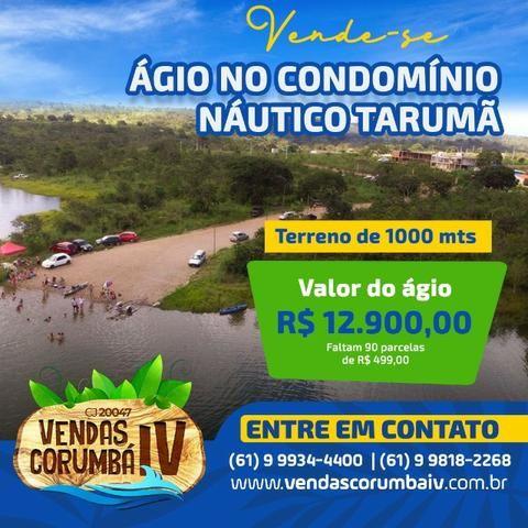 Ágio de Lote no Condomínio Náutico Tarumã - Corumbá IV