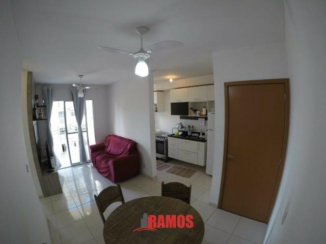 Excelente apartamento de 2 quartos + varanda, em Morada de Laranjeiras - Foto 2