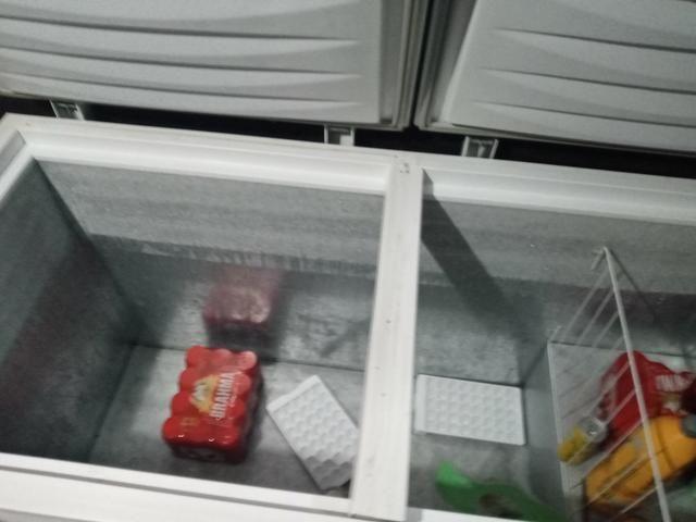 Freezer horizontal 500lts
