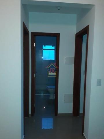 AL@-Apartamento com 02 dormitórios, 01 suíte, banheiro social, - Foto 9