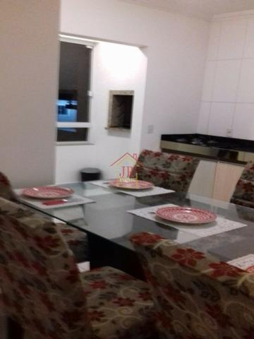 AL@-Apartamento mobiliado com 02 dormitórios com suíte + 01 banheiro social - Foto 10