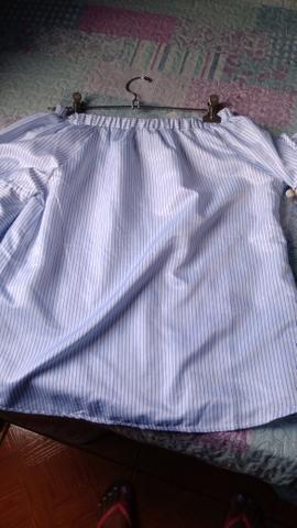 Vendo blusa cigana - Foto 3