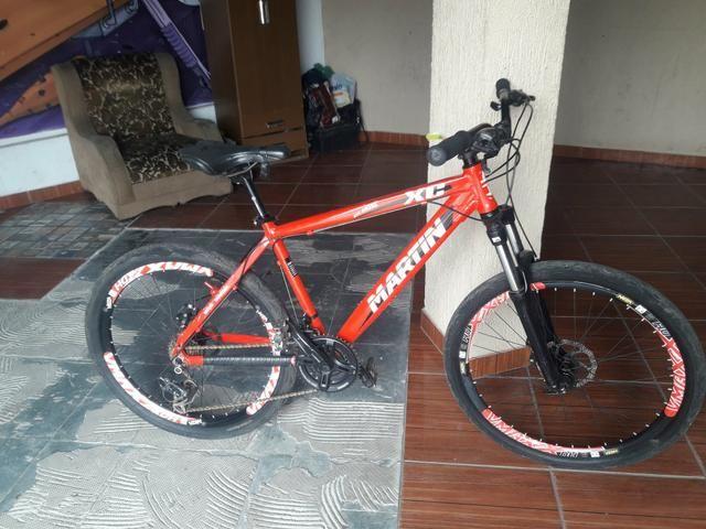 Vendo bike 900$ toda Shimano - Foto 2
