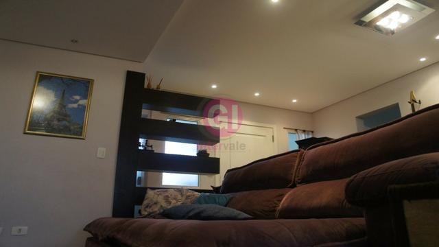 Venda/ casa condominio home clube - vila branca - jacarei-3 dormitorios suite - Foto 2
