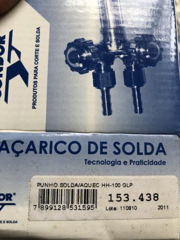 Maçarico de solda Condor - Foto 4