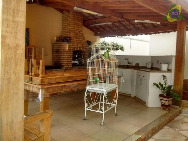 Casa residencial para locação, Jardim Nossa Senhora Auxiliadora, Campinas. - Foto 7