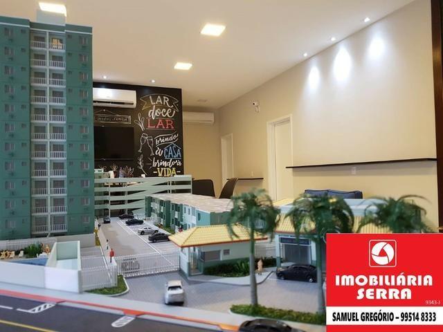 SAM 176 Villa do Mestre - 50m² - 2 quartos c/suite - Entrada em 60X - Foto 3