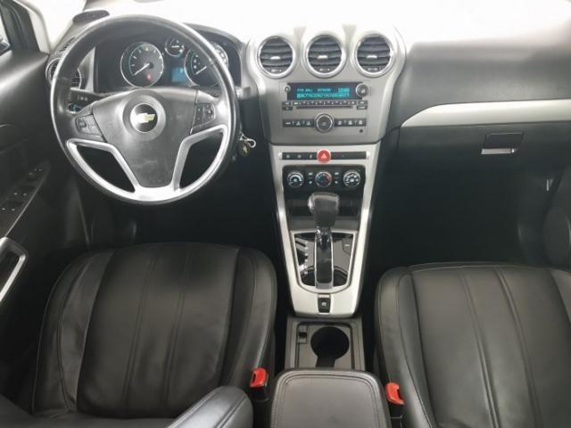 Chevrolet captiva 2012 2.4 sfi ecotec fwd 16v gasolina 4p automÁtico - Foto 8