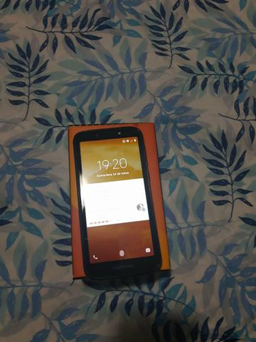 Moto E 5 play vendo ou troco por algo do meu interesse - Foto 2