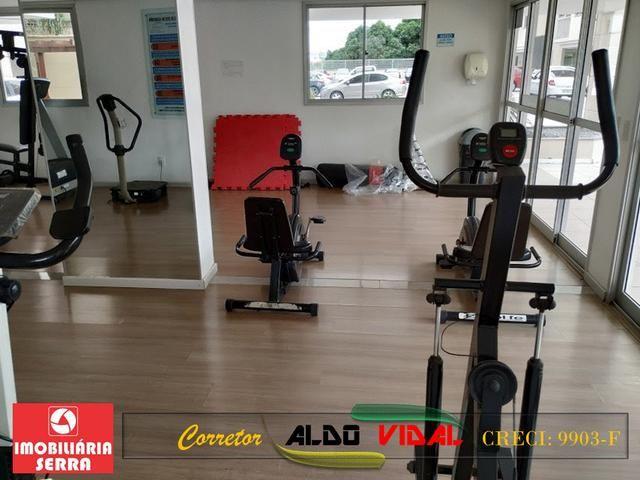 ARV 102. Apartamento Reformado 2 Quartos, Condomínio Club. Laranjeiras, Serra - ES - Foto 3