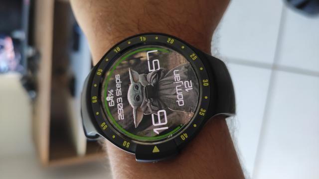 Smartwatch Ticwatch S - De R$ 2400 Por Apenas R$ 750 Responde Whatsapp - Foto 3