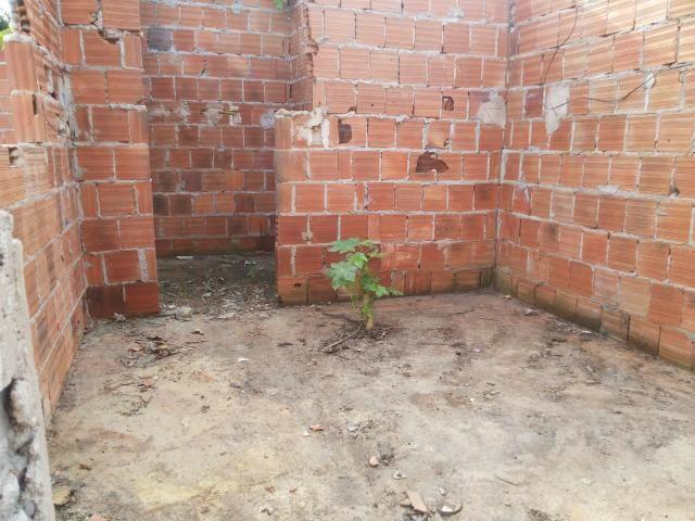 Casa em construção, excelente oportunidade para quem deseja sair do aluguel - Foto 8