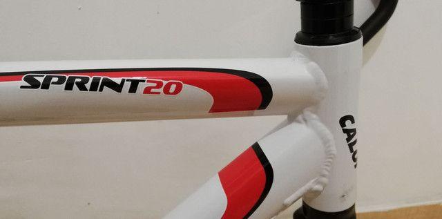 Quadro Caloi Sprint 20 55cm - Foto 2