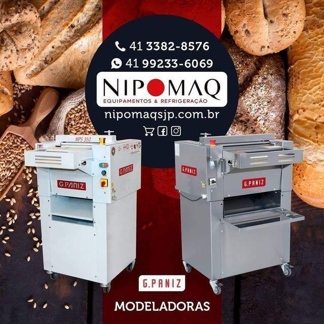CL300 e CL300 Mini Cilindro Laminador - Gastromaq - Foto 6