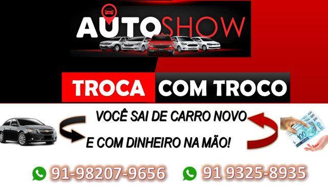 Fit 2010 Lx 1.4 Aqui Na AutoShow at8sh - Foto 12