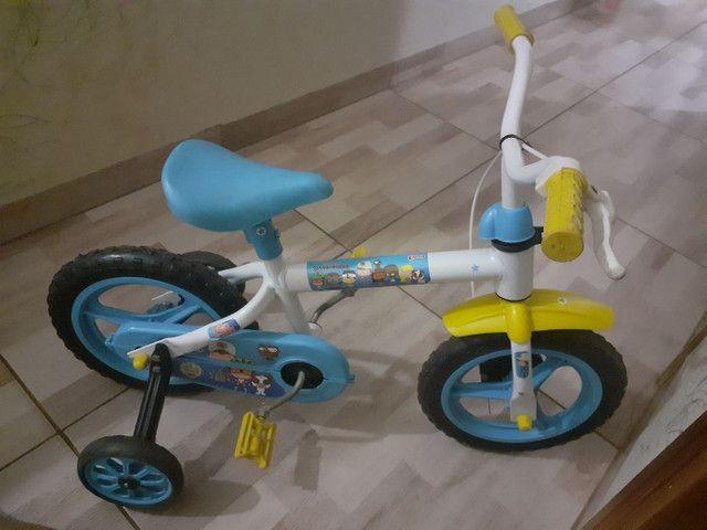 Vendo Bicicleta Infantil - Três Lagoas  - Foto 2