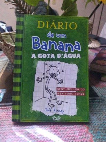 Coleção diário de um banana - Foto 6