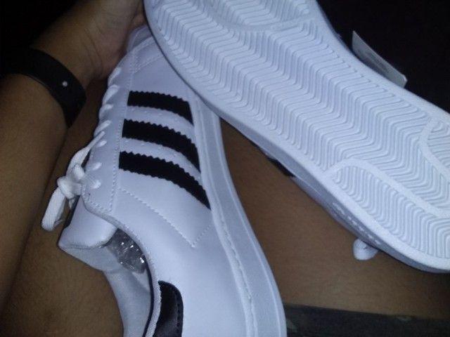 Tênis similar da Adidas novo, número 41 - Foto 3