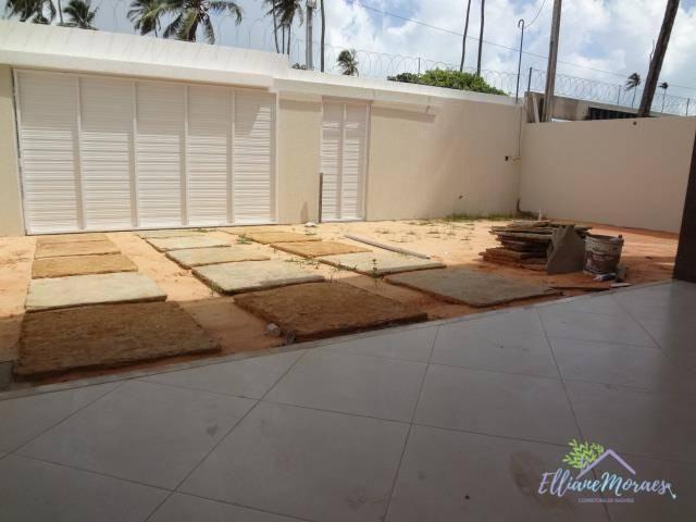 Casa à venda, 223 m² por R$ 470.000,00 - Precabura - Eusébio/CE - Foto 2